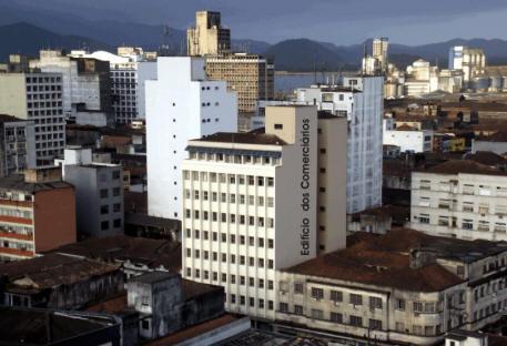 Sede em Santos